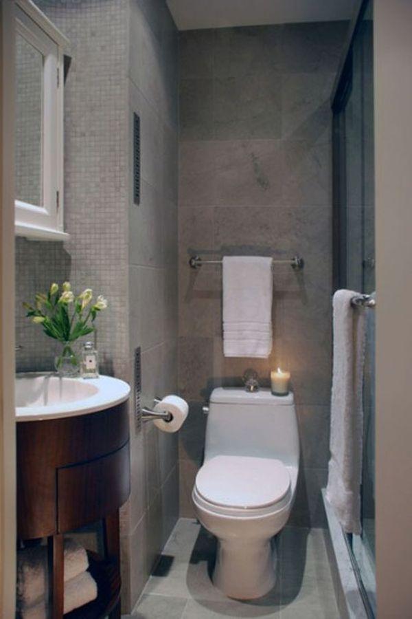 Decoração funcional para banheiro pequeno