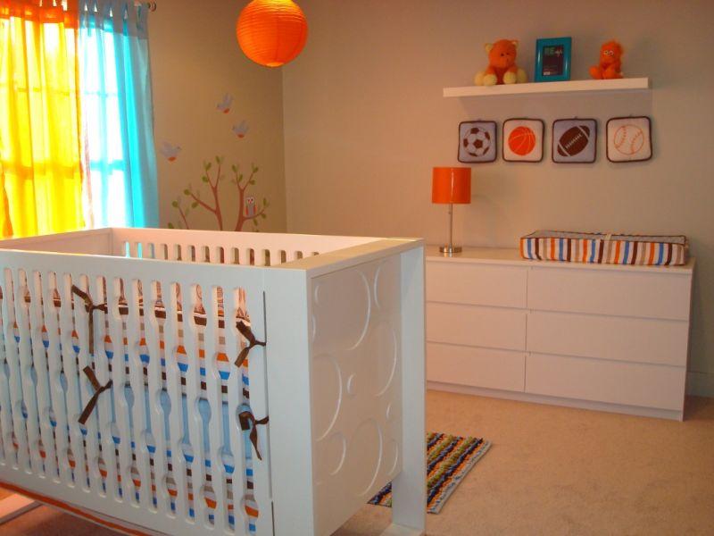 Quarto de Bebê Simples e Barato Fotos