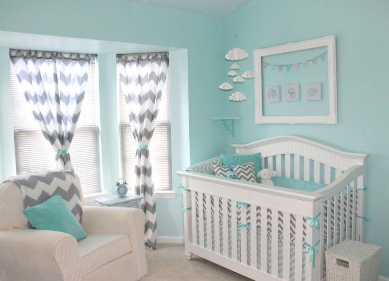 20 Quartos de Bebê Simples e Baratos Fotos e modelosSó Decor