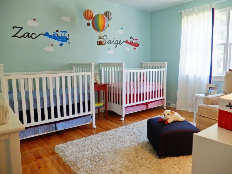 Decoração de Quarto de Bebê Simples e Barato
