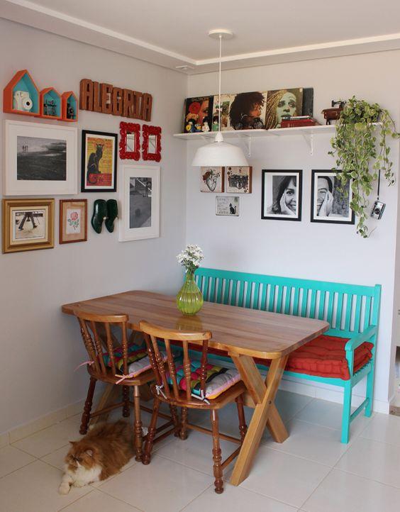 Sala De Jantar Usada Sp ~ Ideias de Decoração de Salas Simples e Baratas FotosSó Decor
