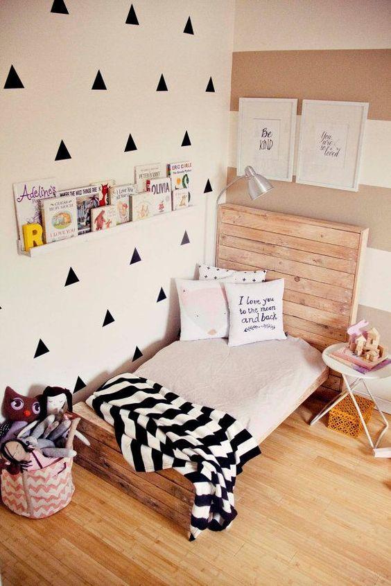 Decoração barata para quarto pequeno