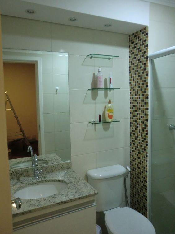 nicho banheiro pastilha