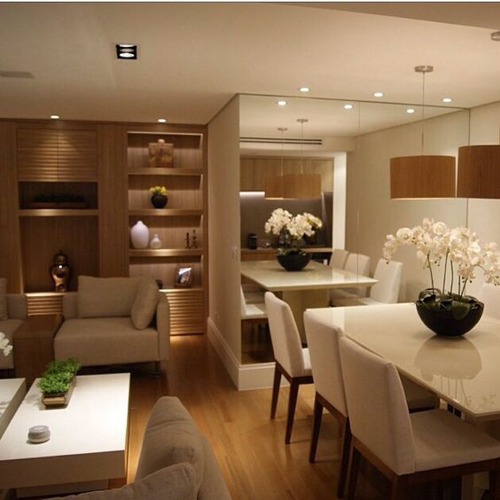 Ideias para Decorar Apartamentos de Luxo Pequenos