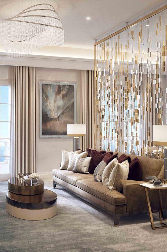 Decoração de Apartamentos Pequenos e Luxuosos