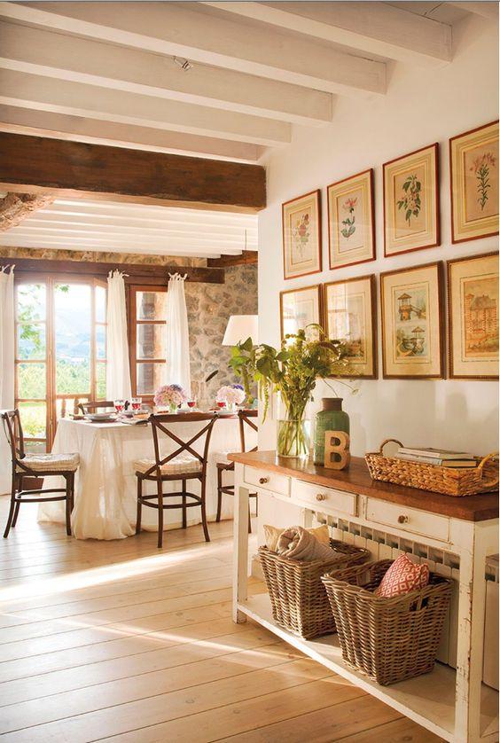 Decora o de casas de campo pequenas e simples fotoss decor - Casa de campo decoracion ...
