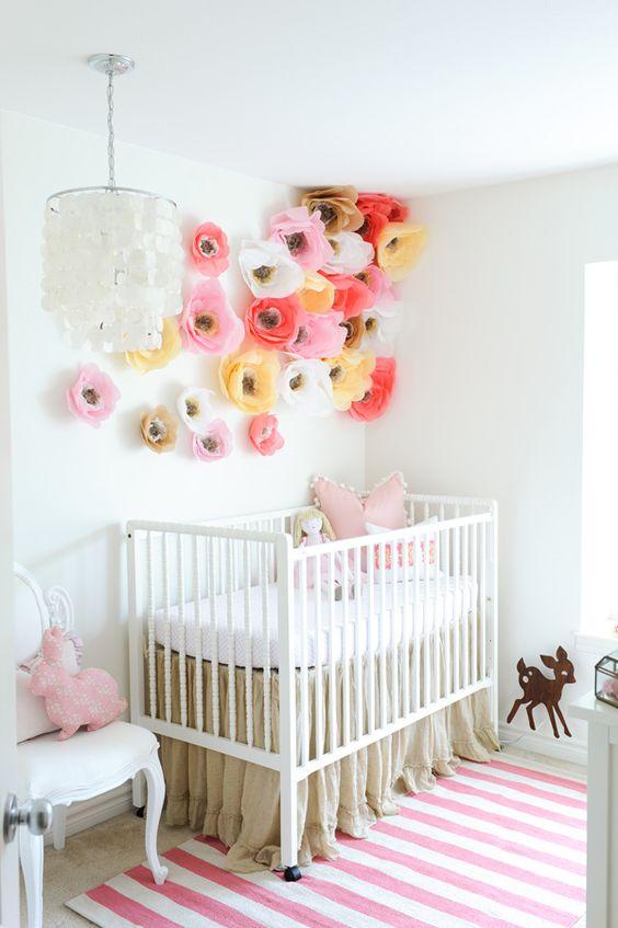 Como Decorar Quarto de Bebê Gastando Pouco