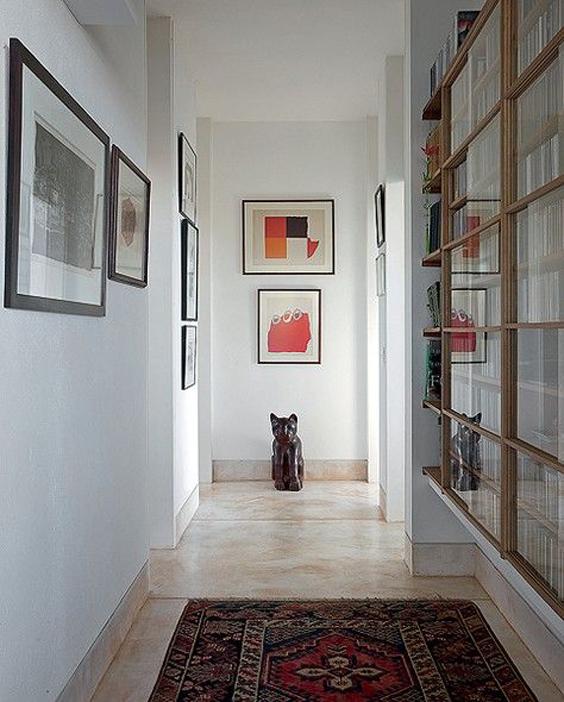 63 ideias de corredores estreitos decoradoss decor. Black Bedroom Furniture Sets. Home Design Ideas