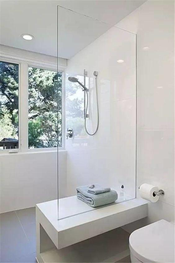 decoracao banheiros lindos – Doitricom -> Banheiro Simples E Bonito