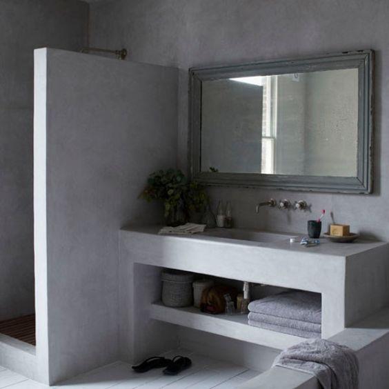 Decoração de Banheiros Simples e Bonitos 20 FotosSó Decor # Banheiro Simples E Bonito