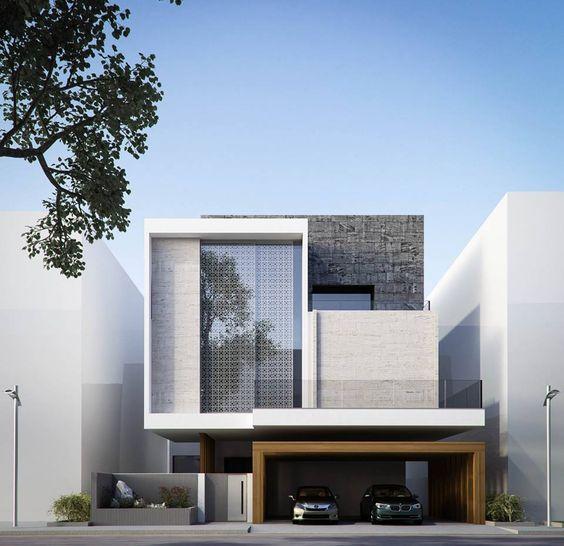 Fachadas de casas simples com cer mica modelos fotoss decor for Fachadas de ceramica
