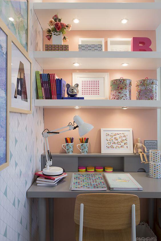 20170322133301 quartos juvenis femininos decorados - Fotos de aticos decorados ...
