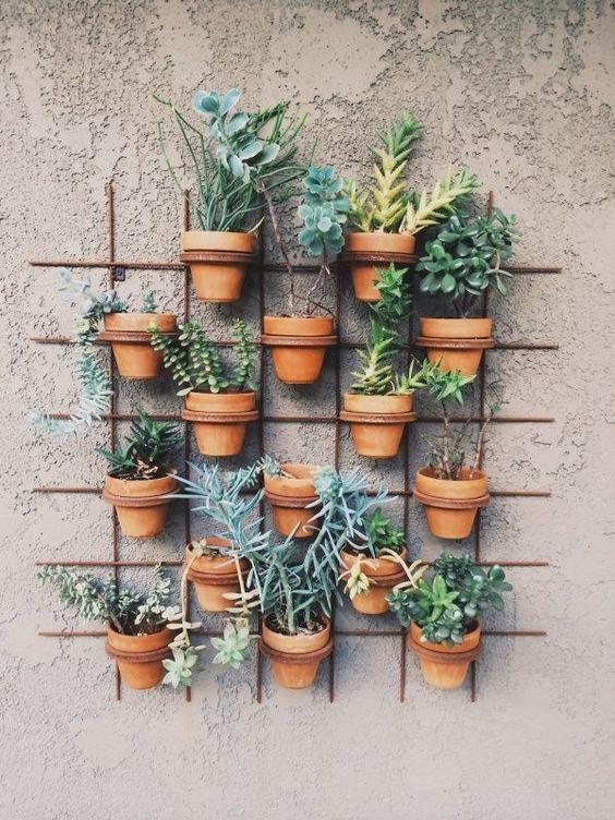 como decorar muros