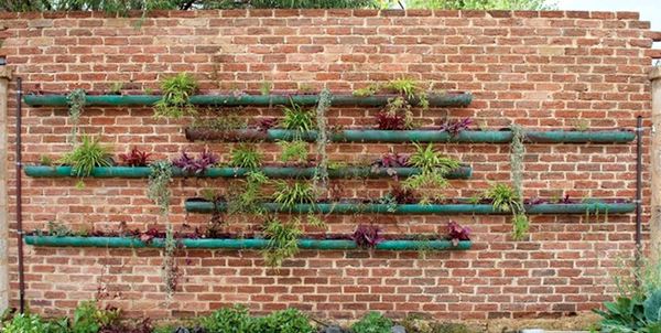 decoração de muros de casas