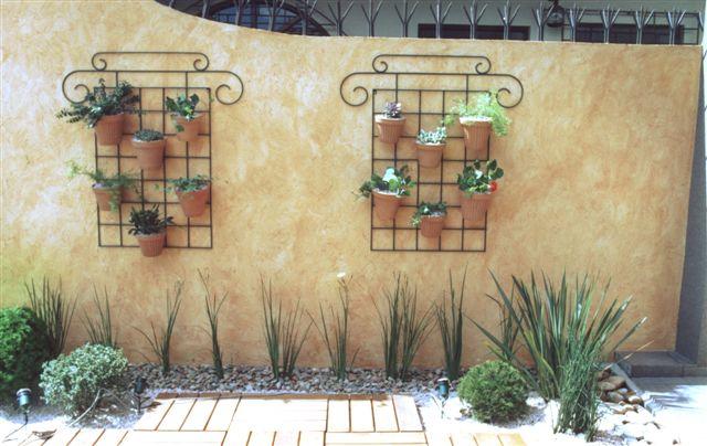 fotos muros decorados
