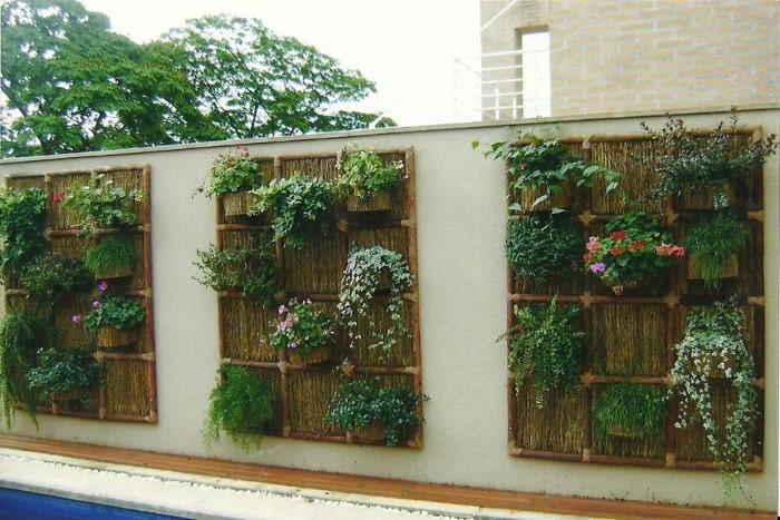 como decorar a parede do muro