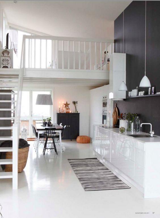 15 ideias de decora o simples e barata para kitnets decor - Categoria a3 casa ...