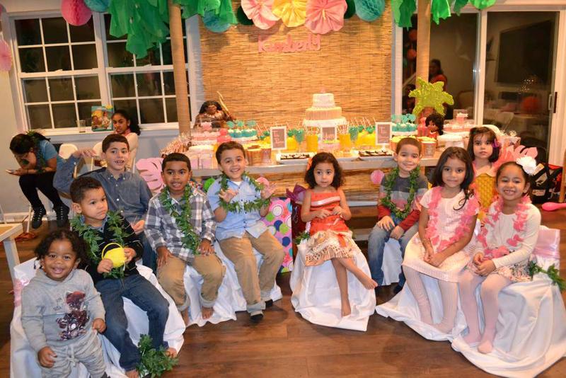 Dicas de Decoração Moana para Festa de Aniversário Infantil