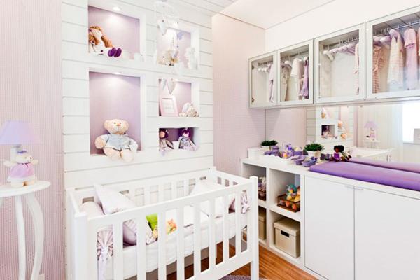 Dicas de Quarto de Bebê Planejado para Apartamento Pequeno