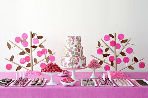 decoração de noivado simples e barato 4