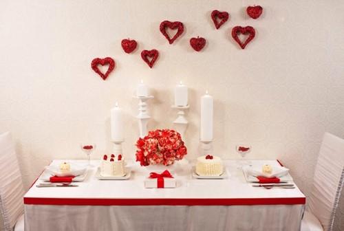 decoração de noivado simples e barato 9