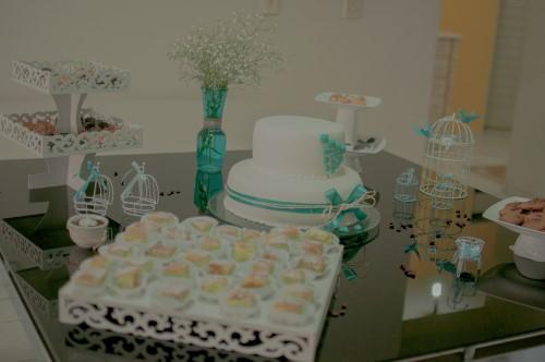 decoração de noivado simples e barato 10