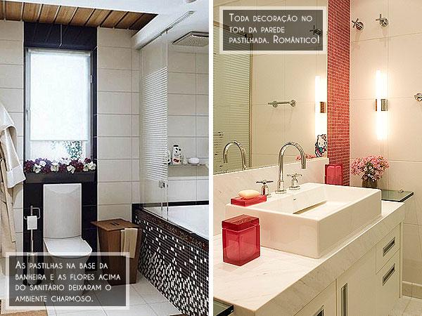 ideia para decoração de banheiro