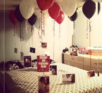 ideias de Decoração de quarto para Dia dos Namorados