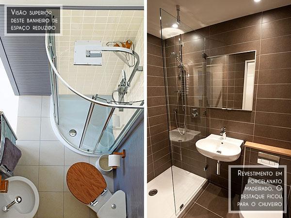 ideias para decoração de banheiro social
