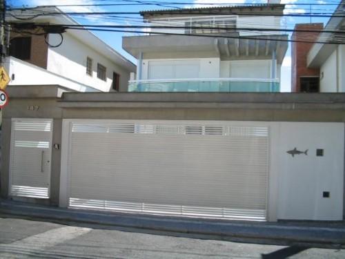 Fotos de portões residenciais modernos