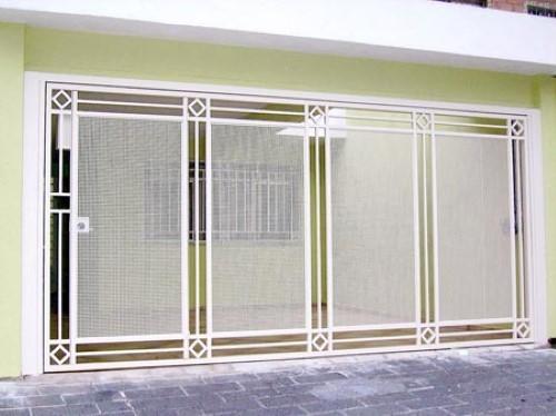 ideias de portões residenciais modernos