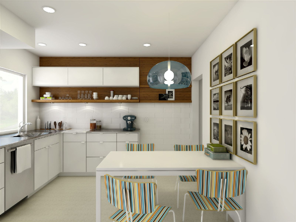 cozinha integrada barata