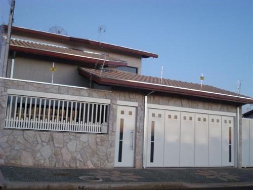 exemplos de portões residenciais modernos