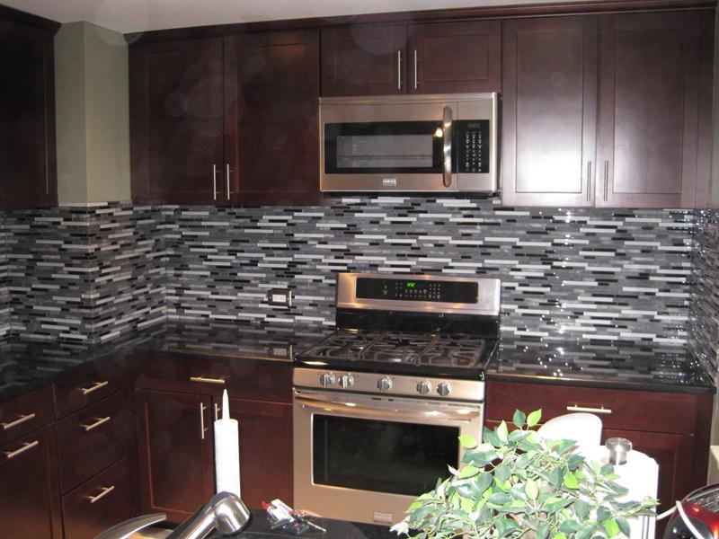 decoração moderna na cozinha