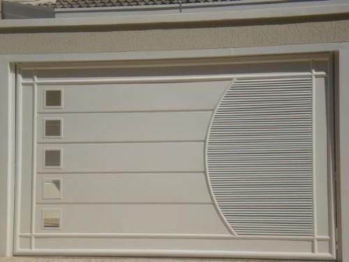 portões residenciais modernos modelos fotos