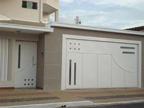 portões residenciais modernos modelos