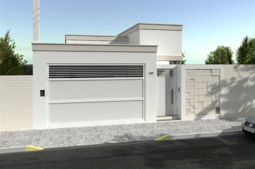 opções de portões residenciais modernos