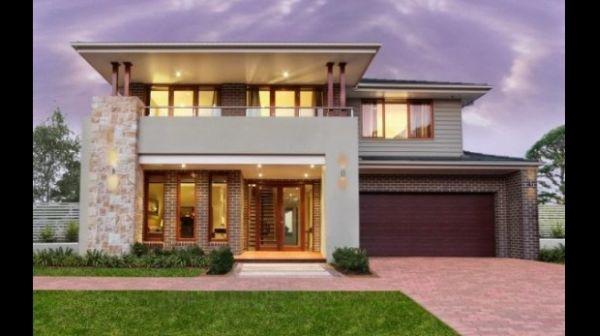 casa duplex sofisticada