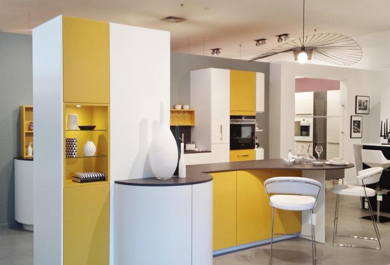 cozinha planejada futurista