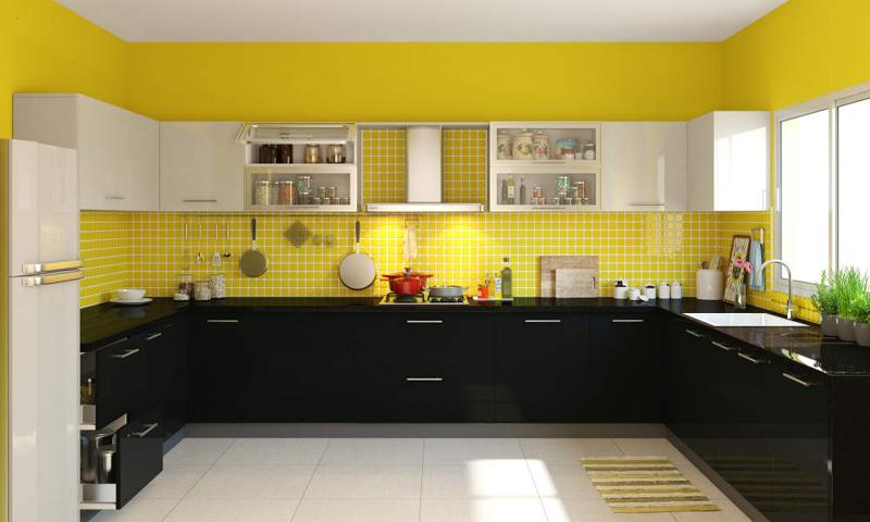 cozinha planejada bem grande