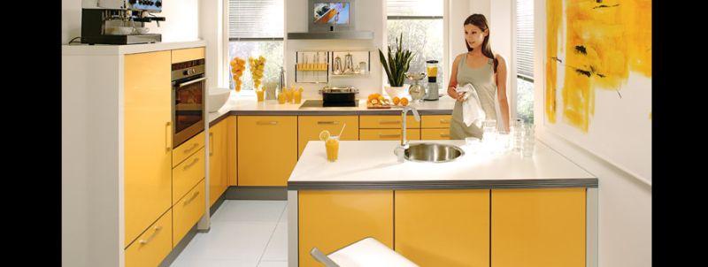 cozinha planejada estilizada