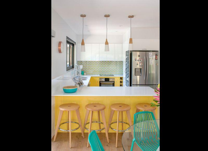 cozinha planejada curta