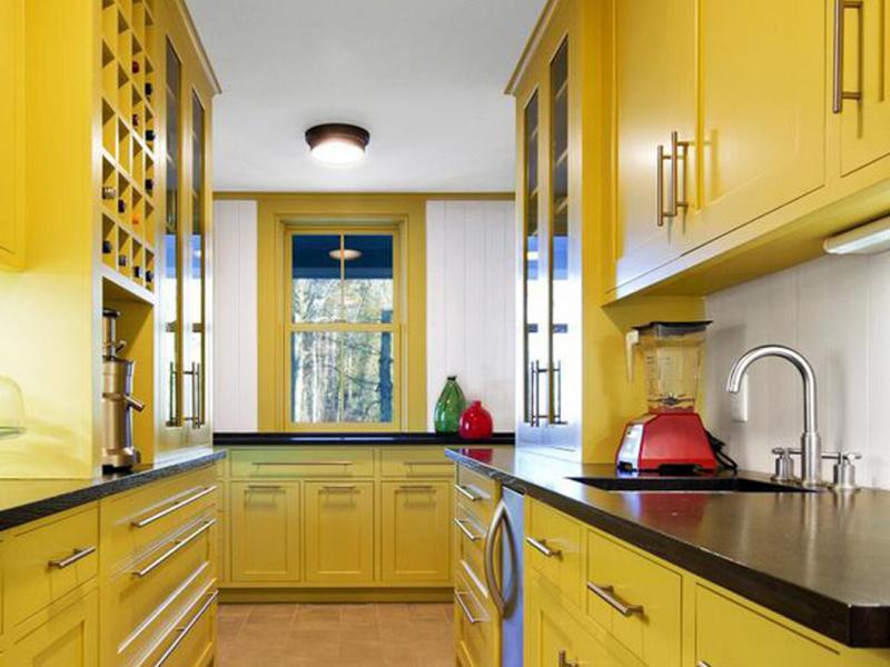 cozinha planejada antiga