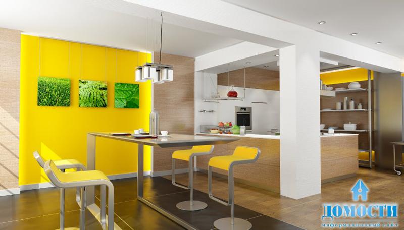 quadro na cozinha planejada