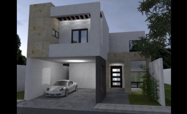 fachada simples