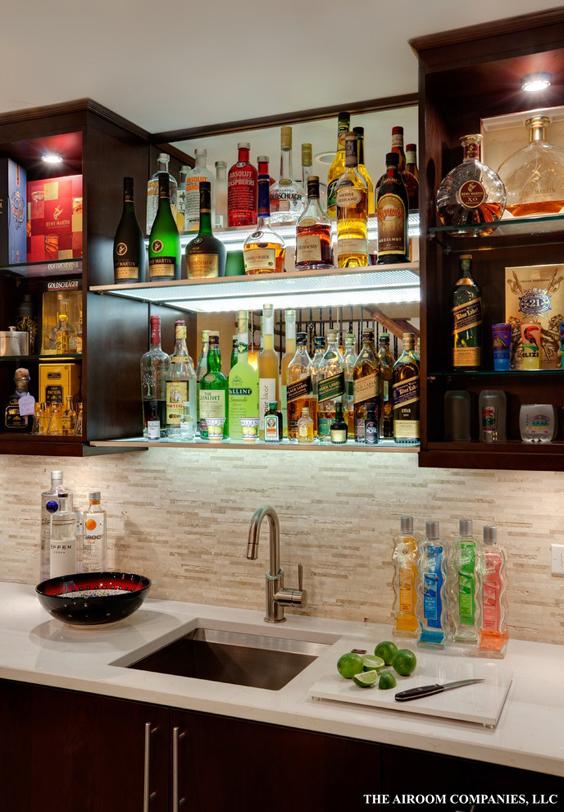 Bar De Parede 62 Fotos E Ideias Para Inspirar