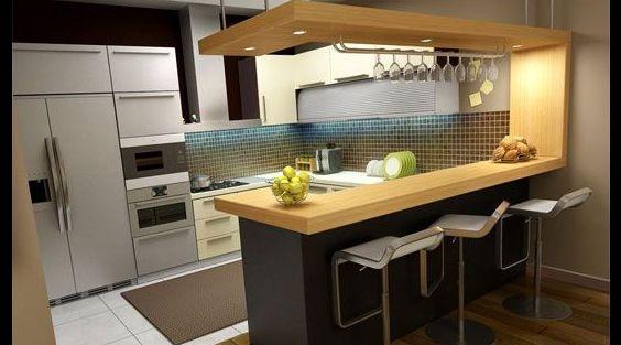 cozinha com azulejos