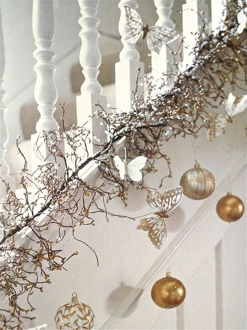 Decora o de natal 2017 60 ideias simples e baratass decor for Decorar casa 2017
