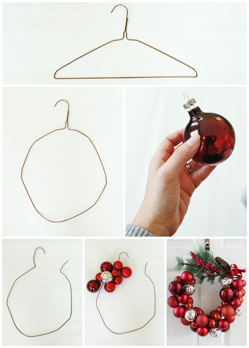 como fazer decoração natalina