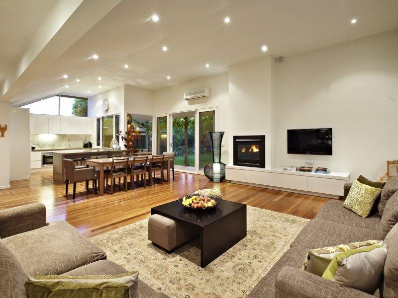 casa linda com ambientes integrados